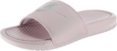 Nike Sportswear, Benassi JDI Badelatschen, rosa