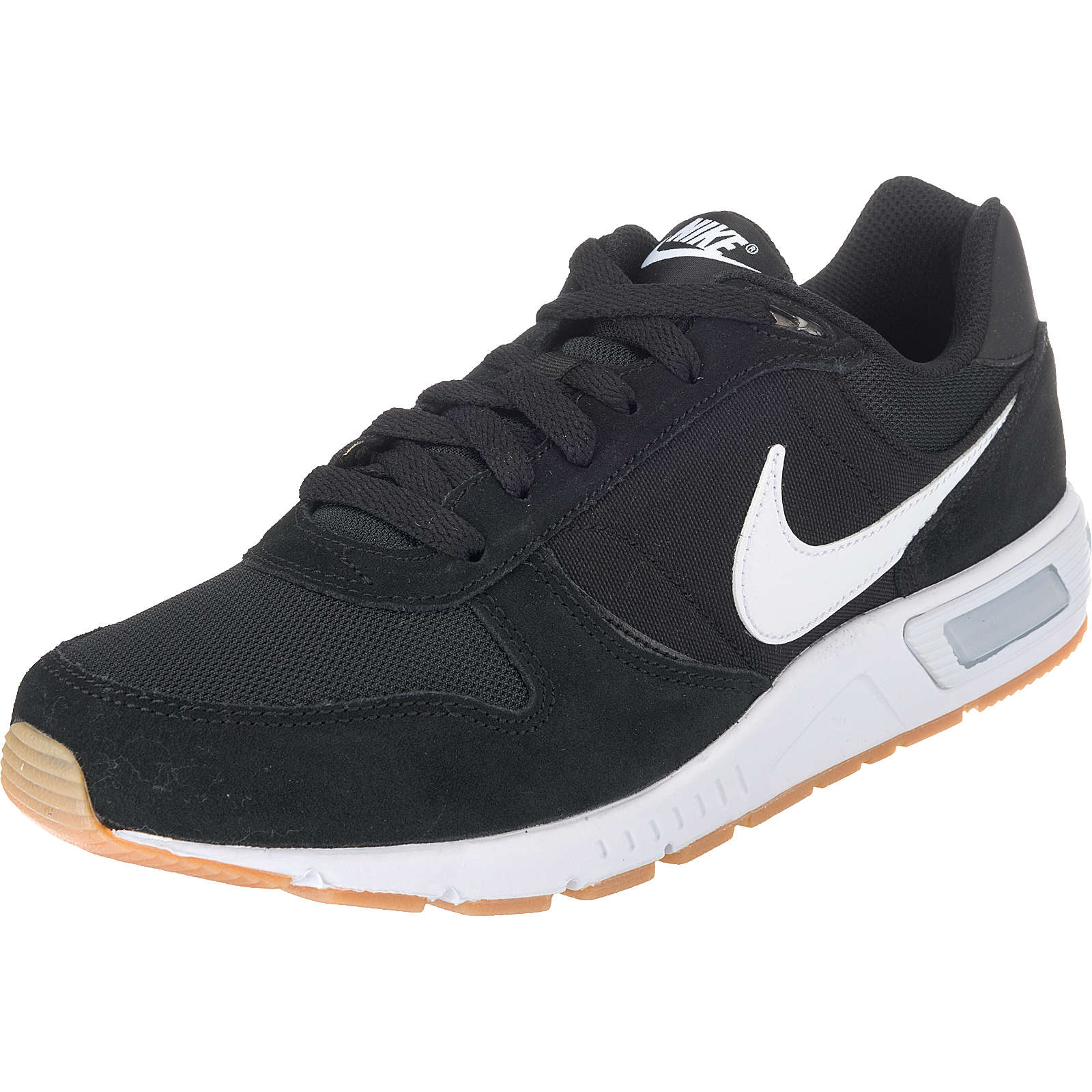 reputable site 724f2 d72b7 Nike Sportswear Nightgazer Sneakers Low schwarz Herren Gr. 45