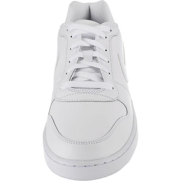 Nike Sportswear, Low, Ebernon Sneakers Low, Sportswear, weiß   2ac6d9