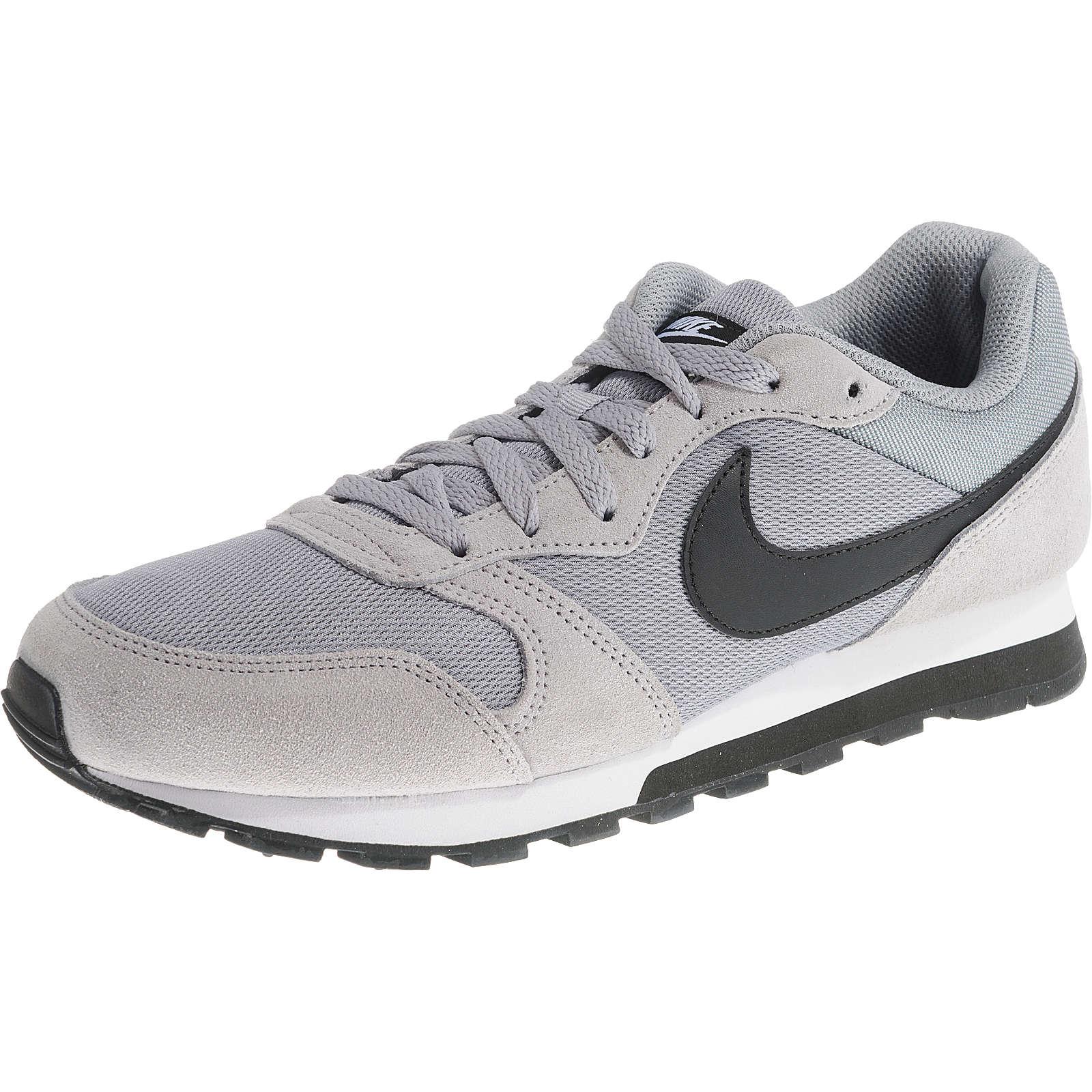 Nike Sportswear Md Runner 2 Sneakers Low hellgrau Herren Gr. 44