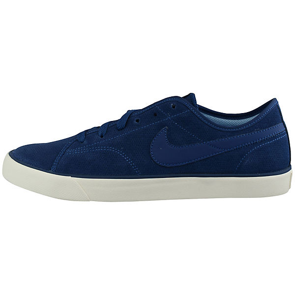Primo Sneakers Shoe 644826 Court blau Nike NIKE Low 005 Leather 5pnw0BvqIx
