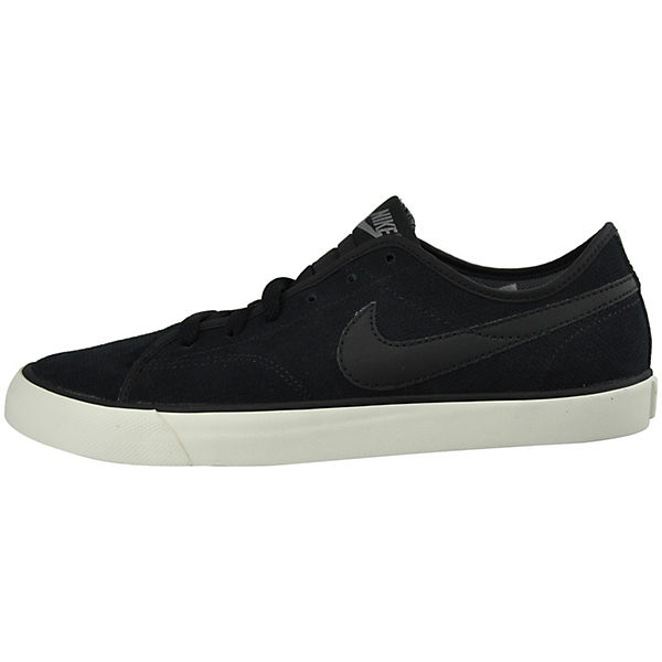 NIKE, Nike Primo Sneakers Court Leather Shoe 644826-005 Sneakers Primo Low, schwarz   17f398