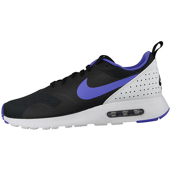 schwarz NIKE kombi Low Tavas Sneakers 404 Air 705149 Nike Max RwqrxR87g