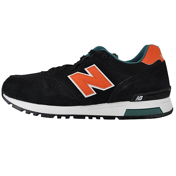 new balance, New Balance ML565SBO Sneakers Low, orange/schwarz