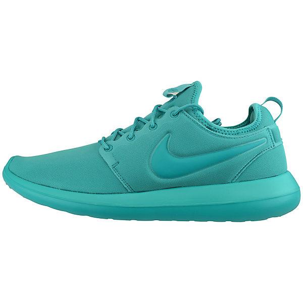 NIKE, NIKE Gute ROSHE TWO 844656-600 Sneakers Low, petrol  Gute NIKE Qualität beliebte Schuhe d3e8a4