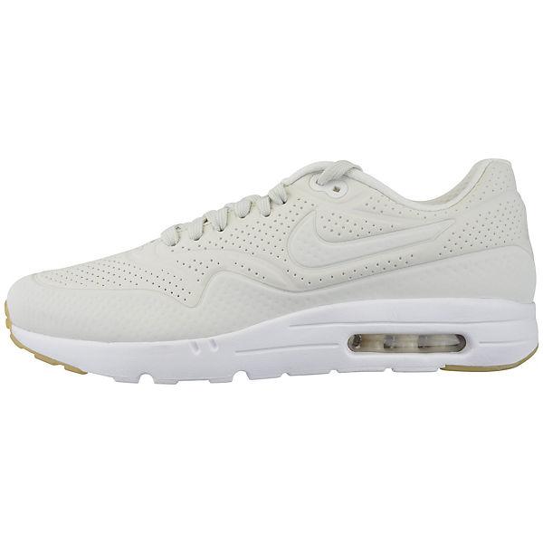 ULTRA 401 NIKE MOIRE AIR Low 705297 NIKE MAX 1 weiß Sneakers wI7wqT