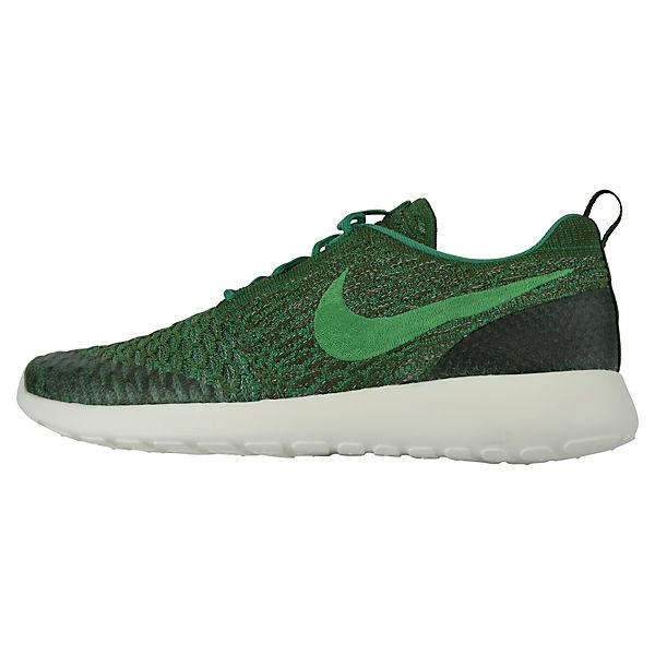 477302ff9aa3aa WMNS ROSHE ONE FLYKNIT 704927-403 Sneakers Low. NIKE