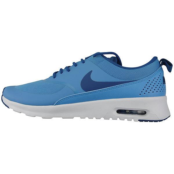 NIKE, WMNS NIKE Sneakers AIR MAX THEA 599409-409 Sneakers NIKE Low, blau  Gute Qualität beliebte Schuhe 3c63e0