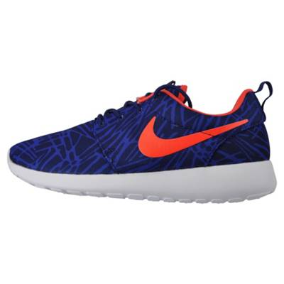 NIKE, WMNS NIKE ROSHE ONE PRINT 599432 430 Sneakers Low