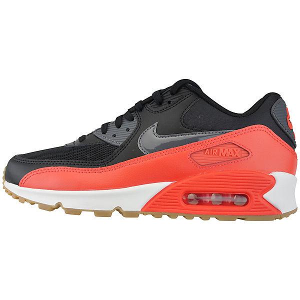 Sneakers Low orange 90 ESSENTIAL WMNS schwarz NIKE AIR MAX 616730 017 W7zpH8PH0