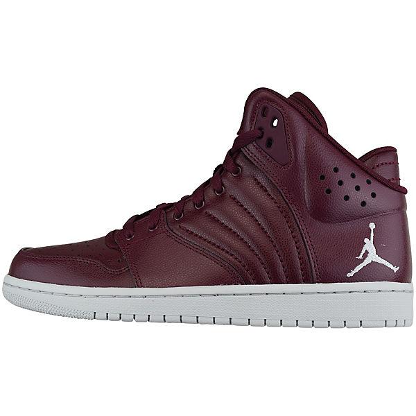 FLIGHT High Nike 1 Sneakers 820135 JORDAN bordeaux 4 NIKE 005 tpBqFwwx