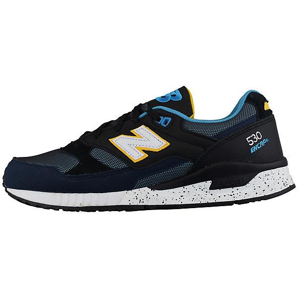 schwarz kombi Sneakers Balance New new balance M530KIB Low R80wqTTABY