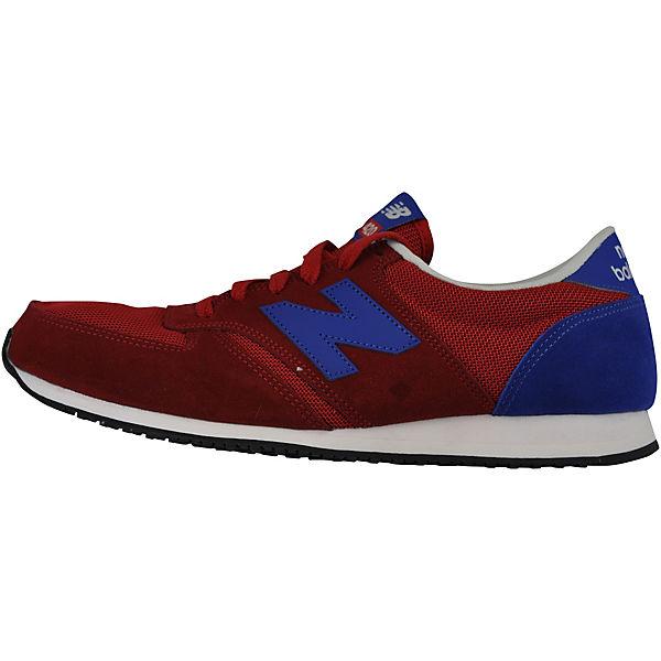 new balance, New Balance U420SNRR Sneakers Low, beliebte blau/rot  Gute Qualität beliebte Low, Schuhe db1a0a
