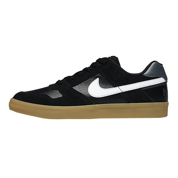 NIKE, NIKE SB DELTA FORCE VULC 942237-005 Sneakers Qualität Low, schwarz/weiß  Gute Qualität Sneakers beliebte Schuhe d3d151