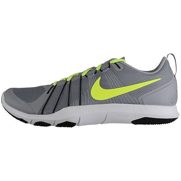NIKE, NIKE FLEX TRAIN AVER Gute 831568-004 Laufschuhe, grau-kombi  Gute AVER Qualität beliebte Schuhe 262ca3