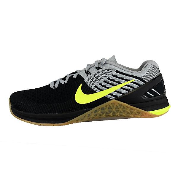 NIKE, NIKE METCON Qualität DSX FLYKNIT 852930-003 Laufschuhe, schwarz-kombi Gute Qualität METCON beliebte Schuhe c287c9