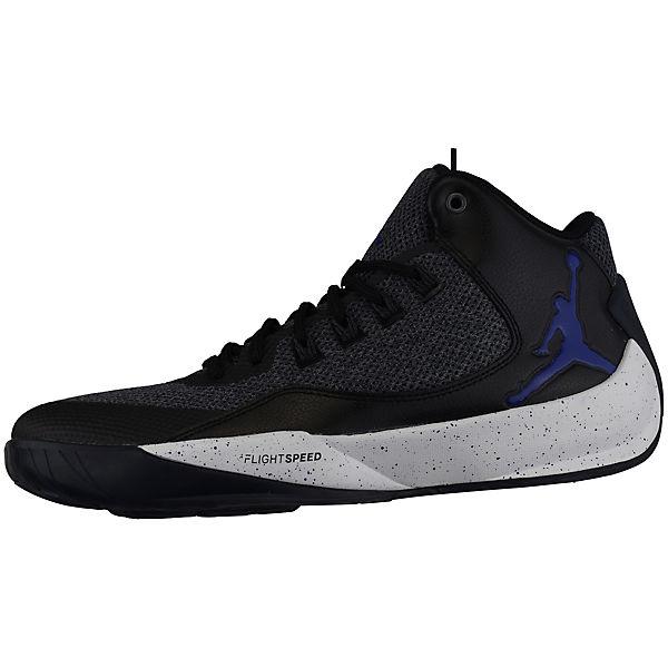 schwarz JORDAN HIGH 844065 Sneakers Air 007 RISING NIKE 2 High Nike vpxIHH