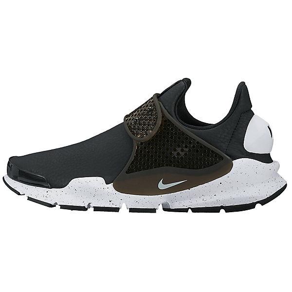 NIKE, WMNS NIKE SOCK DART PRM 881186-800 Sneakers Low, beliebte schwarz  Gute Qualität beliebte Low, Schuhe 29d3a3