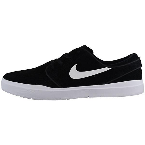 NIKE, NIKE STEFAN JANOSKI HYPERFEEL 844443-001 Sneakers Low, Low, Low, schwarz/weiß  Gute Qualität beliebte Schuhe 7d1a7a