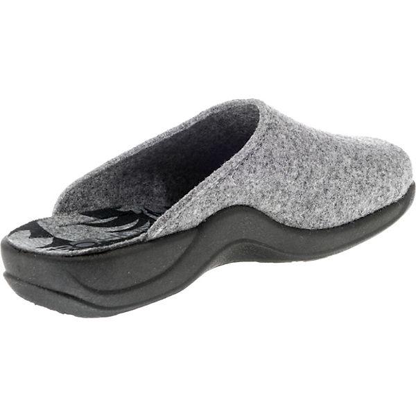 ROHDE grau Pantoffeln Vaasa ROHDE D Vaasa 7wv58qO