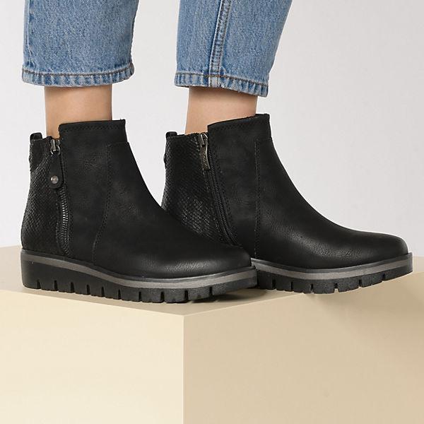 Relife, Gute Klassische Stiefeletten, schwarz  Gute Relife, Qualität beliebte Schuhe b3a5b0