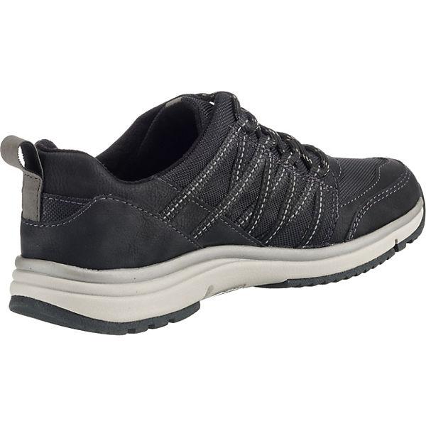 Relife, Schnürschuhe, schwarz  Gute Qualität beliebte Schuhe Schuhe Schuhe ab724d