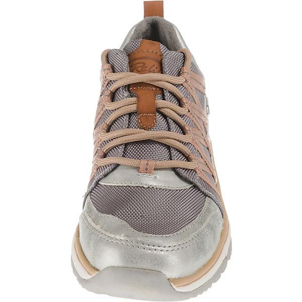 Relife, Schnürschuhe, hellgrau  beliebte Gute Qualität beliebte  Schuhe efb1de