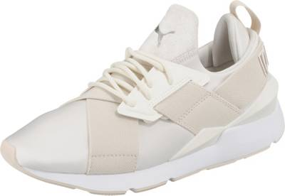 Sneaker 'Muse' aus Satin