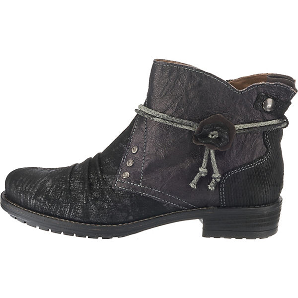 Charme Klassische Stiefeletten schwarz-kombi schwarz-kombi schwarz-kombi  Gute Qualität beliebte Schuhe 412001