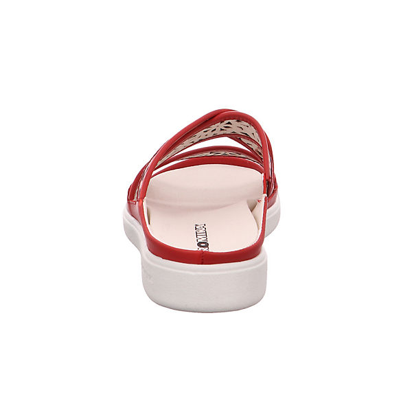 ROMIKA, Gomera -30807/96400 Pantoletten, rot-kombi Schuhe  Gute Qualität beliebte Schuhe rot-kombi 09ef33