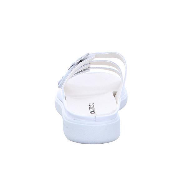 ROMIKA, Gomera - Qualität 30802/96000 Pantoletten, weiß  Gute Qualität - beliebte Schuhe aa194d
