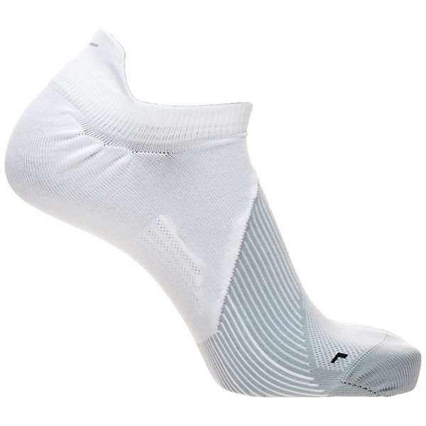 Laufsocken Elite Nike Performance Show Lightweight weiß grau No AXOFqp