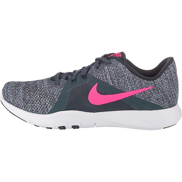 Nike Performance, Flex Trainer 8 Fitnessschuhe, Fitnessschuhe, Fitnessschuhe, dunkelgrau   b55272