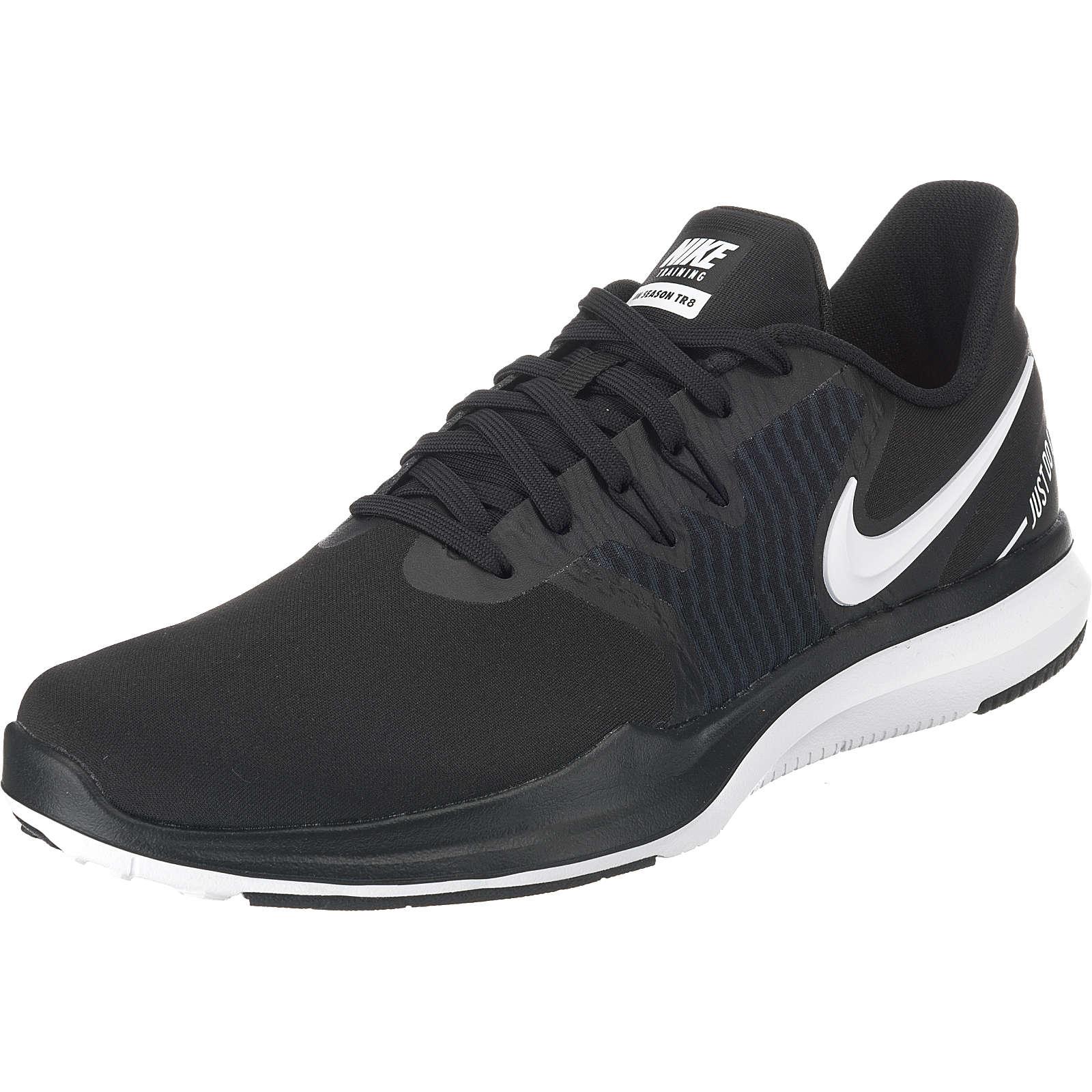 Nike Performance Tr 8 Fitnessschuhe schwarz Damen Gr. 38