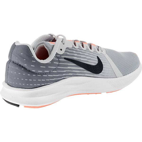 Laufschuhe Grau Performance Nike 8 Downshifter p4x8qnXt