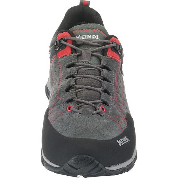 MEINDL, ONTARIO GTX Trekkingschuhe, beliebte anthrazit/rot  Gute Qualität beliebte Trekkingschuhe, Schuhe fe59b5