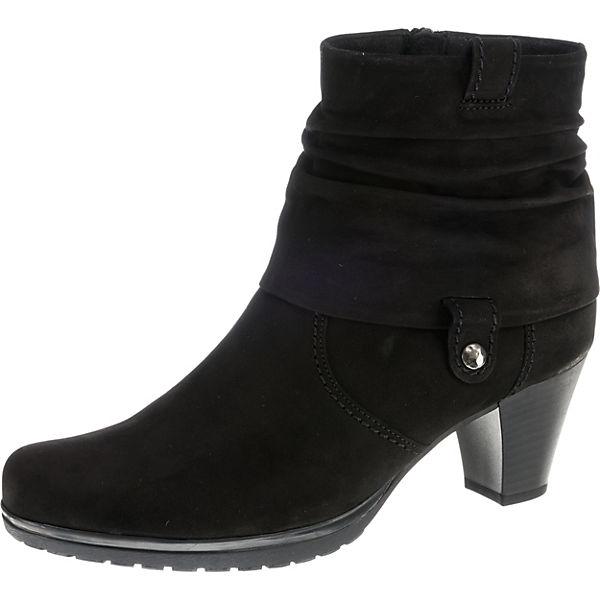 Mode-Design begehrteste Mode unglaubliche Preise Gabor, Klassische Stiefel, schwarz