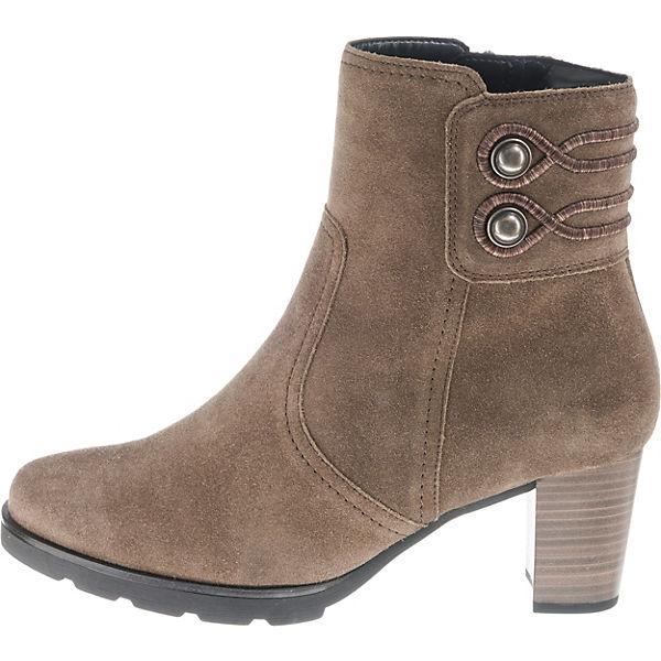 Gabor, beliebte Klassische Stiefeletten, hellbraun  Gute Qualität beliebte Gabor, Schuhe 59aa8f