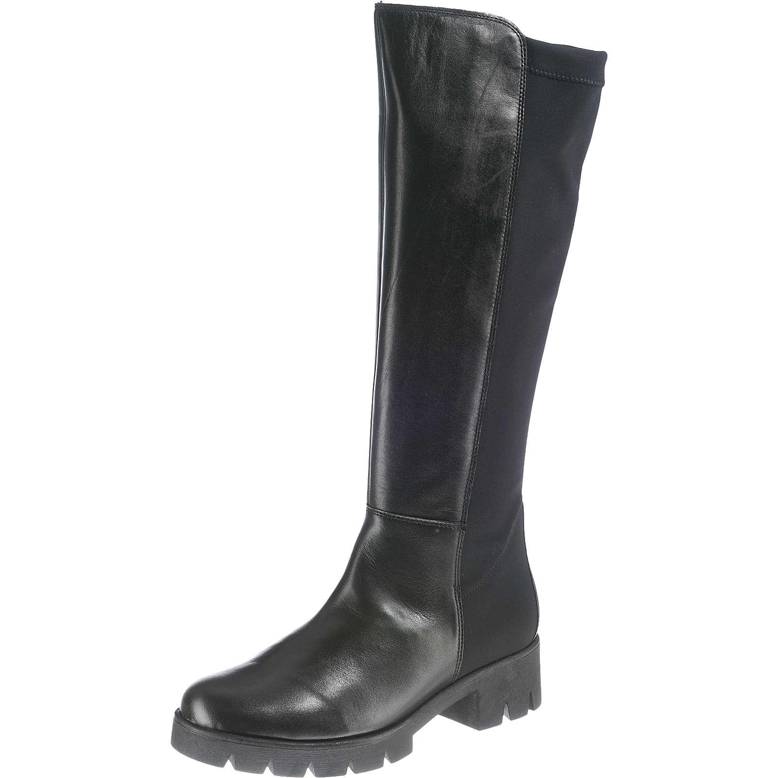 Gabor Klassische Stiefel schwarz Damen Gr. 39