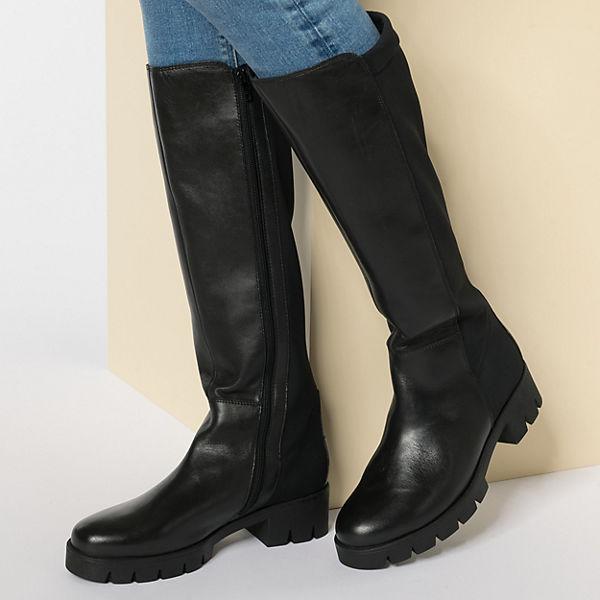 Gabor, Klassische Stiefel, schwarz  Gute Qualität beliebte Schuhe