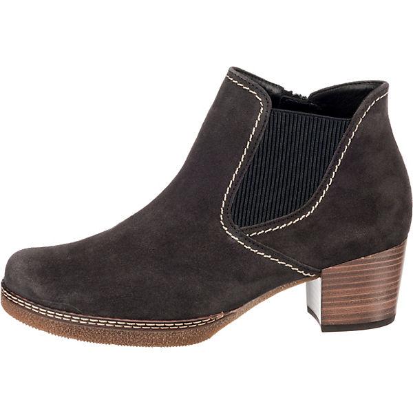 Gabor,  Klassische Stiefeletten, dunkelgrau  Gabor, Gute Qualität beliebte Schuhe db5761