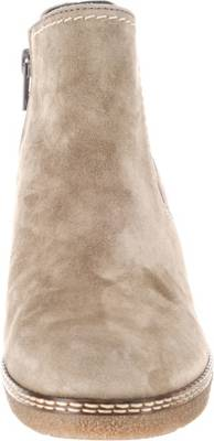 Gabor, Klassische Stiefeletten, grau | mirapodo