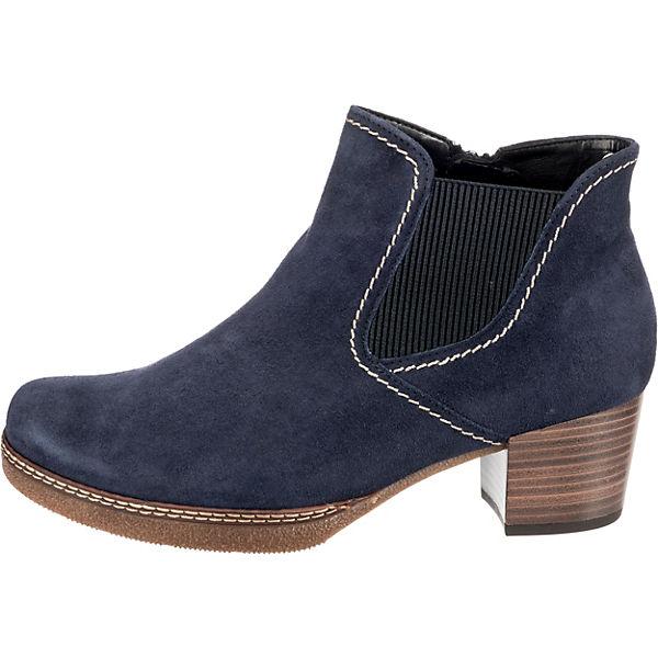 Gabor, Gute Klassische Stiefeletten, blau  Gute Gabor, Qualität beliebte Schuhe 35bae2