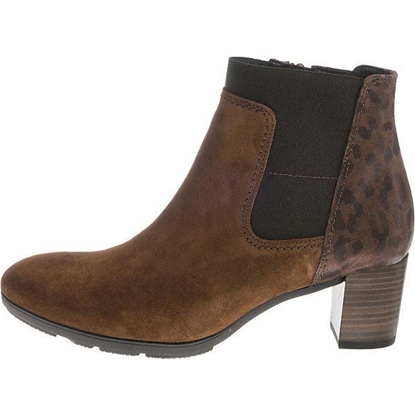 ... Gabor, Klassische Stiefeletten, braun Klassische Gute Qualität beliebte  Schuhe ed6ace ... 622218b824