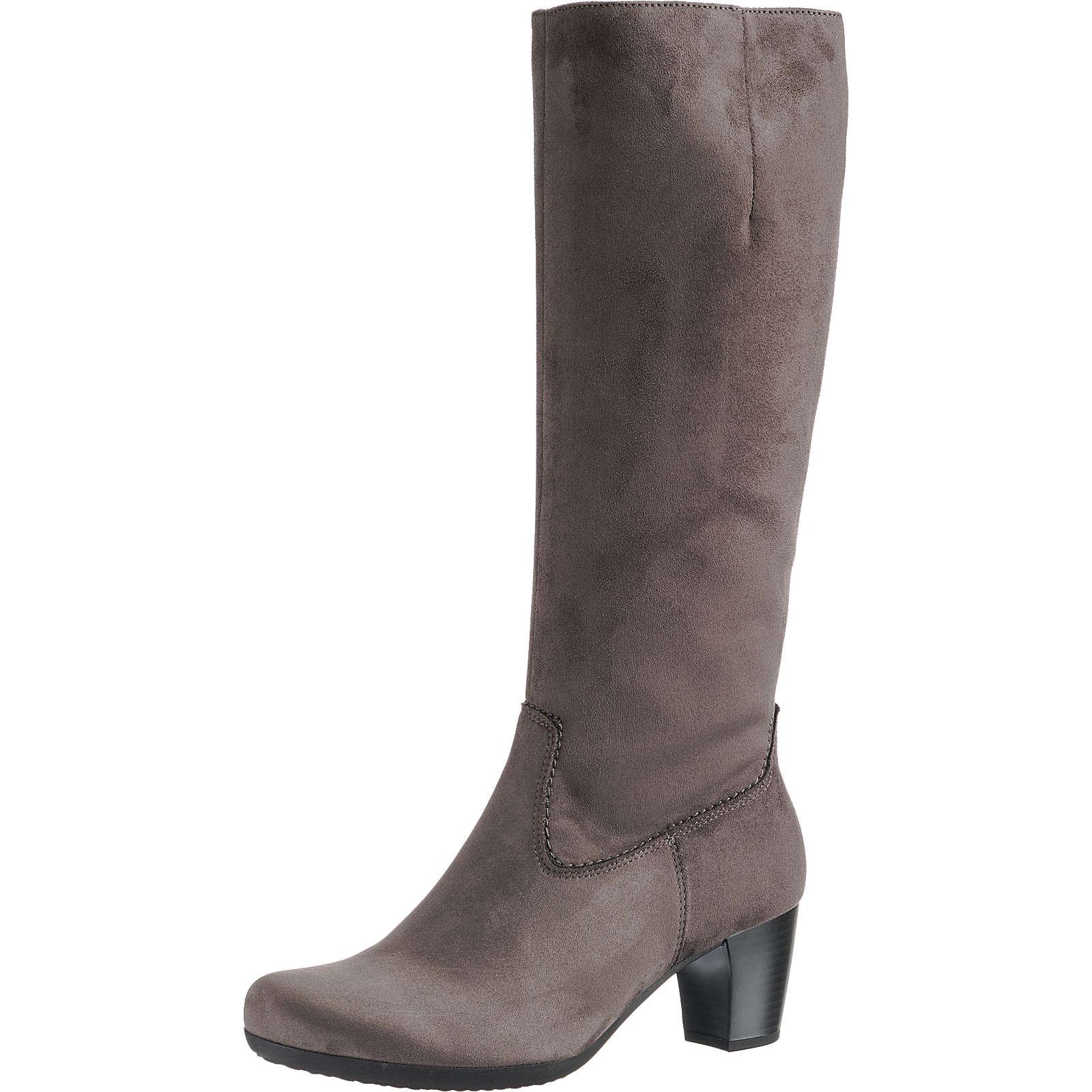 Gabor Klassische Stiefel grau Damen Gr. 38