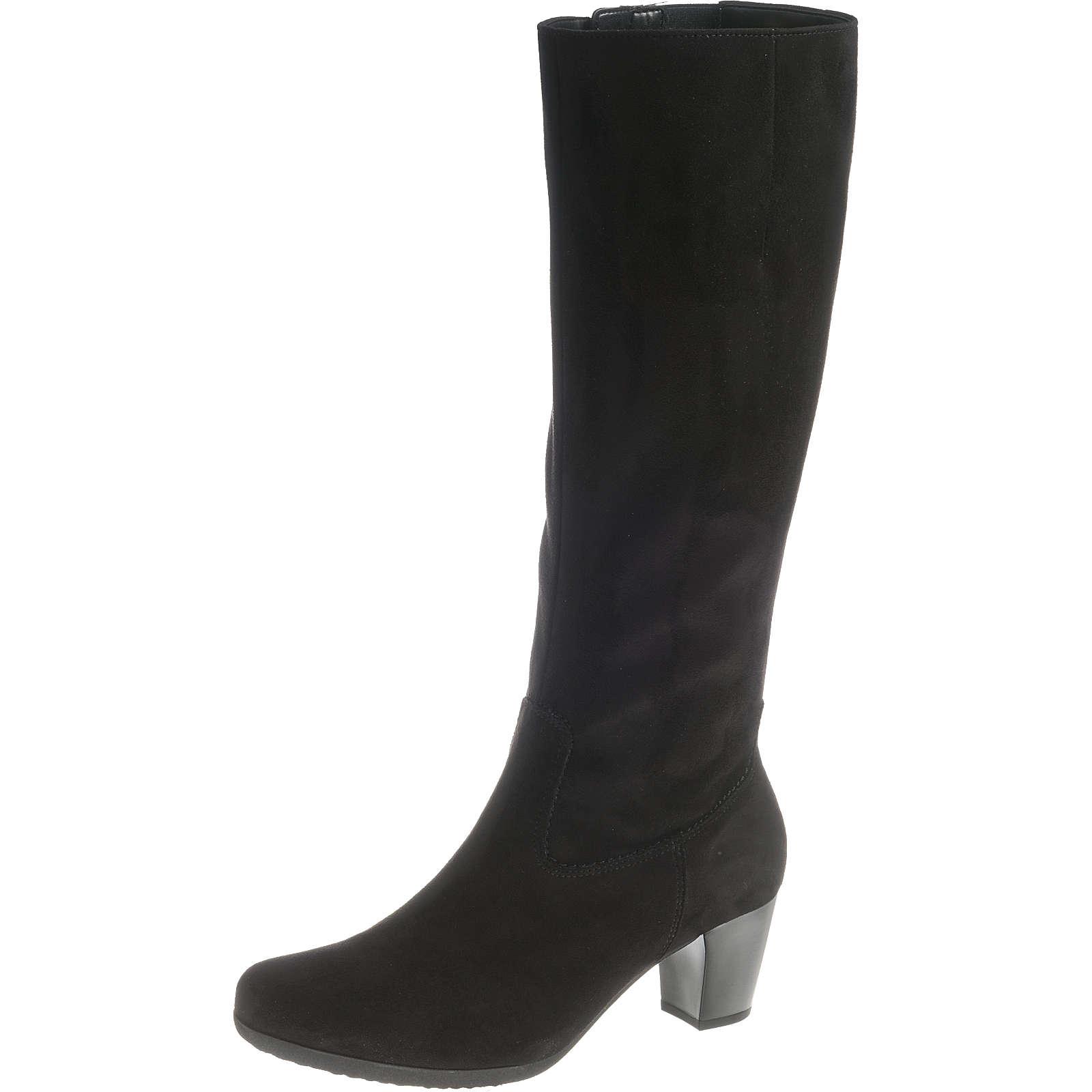 Gabor Klassische Stiefel schwarz Damen Gr. 36