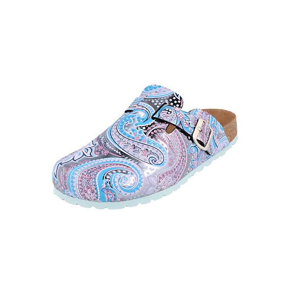 BOnova Pantoffeln blau Pantoffeln blau BOnova Wesel Wesel BOnova Pantoffeln Wesel cnxvT8W1x