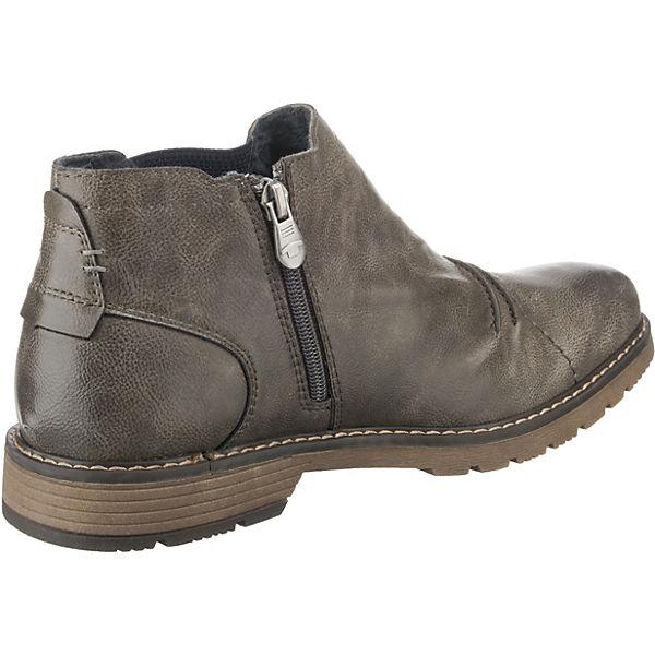 Chelsea Tom Grau Tailor Boots Tom T1FclJ3uK