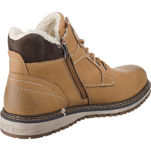 TOM Gute TAILOR, Winterstiefel, camel  Gute TOM Qualität beliebte Schuhe 5eb892