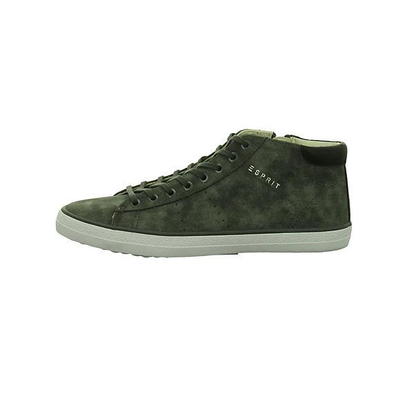 ESPRIT, Klassische Halbschuhe, grau  Gute Qualität beliebte Schuhe